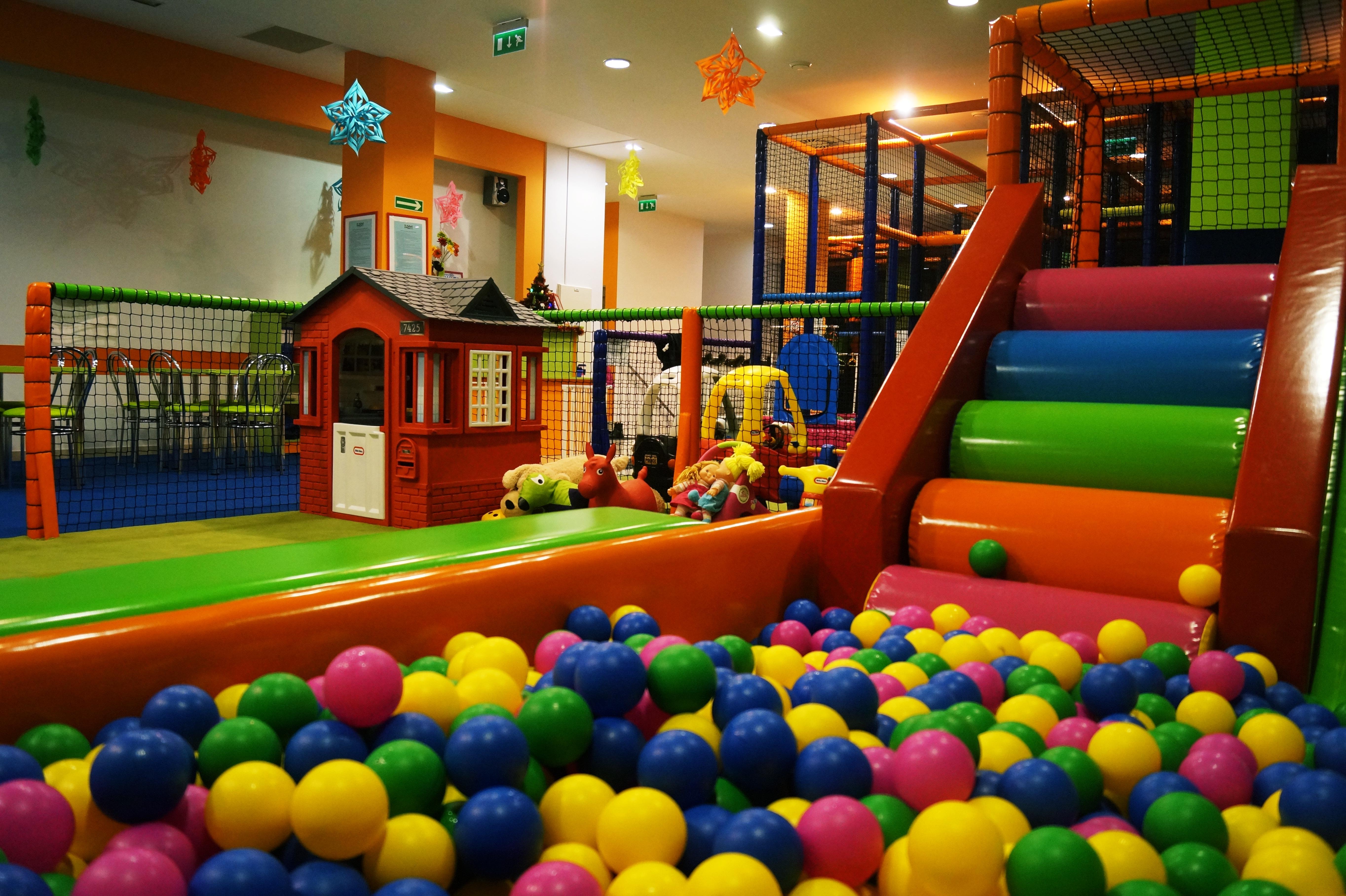 sala zabaw dla dzieci wawer